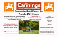 Amazone Fertiliser Efficiency Day